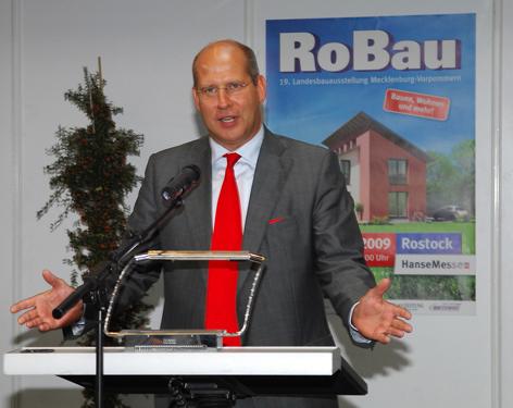 RoBau Messe Rostock vom 04.09 bis 06.09.2009